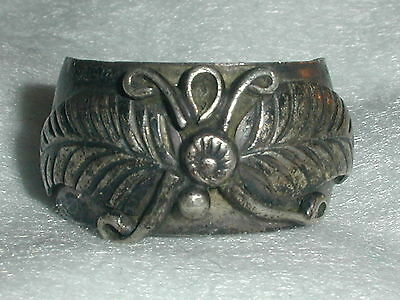 Great! H Harvey Sterling Band Style Ring- Size 6!