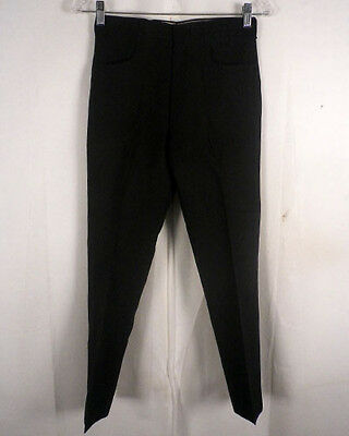 vtg 60s NOS TAGS mint 1963 KORATRON LIFE PRESSED PANTS TROUSERS youth 27 X 26