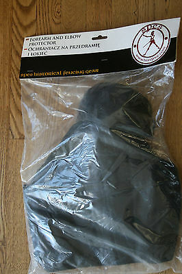 SPES FOREARM AND ELBOW PROTECTOR Fencing Gear 1 Pair NEW