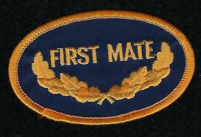 Boatswain's Mate Bm Rating Hat Patch Uss Pin Up Us Navy Veteran Enlisted Gift