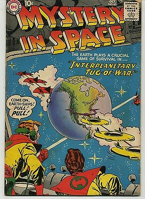 Mystery In Space 47 Early Issue!