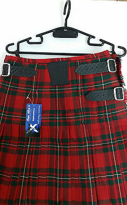 Ex Hire Macgregor modern 8 YARD WOOL  KILT ONLY EX HIRE £99 A1 CONDITION