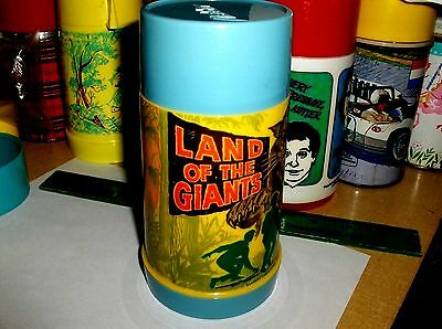 Land Of The Giants`1968-Blue Cup.20Th Century,Plastic Lunchbox-Thermos Free 2 US