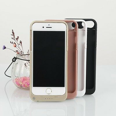 4000mAh External Battery Backup Case charger pack power bank for iPhone 6S 7