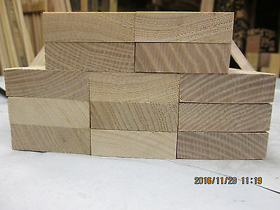 Timber Hardwood American White  Ash Offcuts  Planed 4 Sides