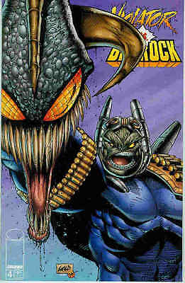 Violator vs. Badrock # 4 (of 4) (Alan Moore) (USA, 1995)