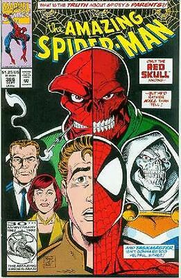 Amazing Spiderman # 366 (Jerry Bingham) (USA,1992)