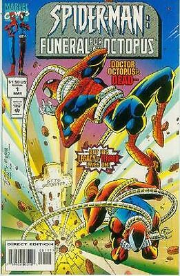 Spiderman: Funeral For an Octopus # 1 (of 3) (USA,1995)