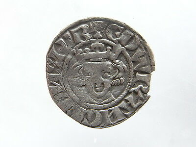 Hammered Silver Penny Of Edward I 'Hammer Of The Scott's' Class 1d. (C953)