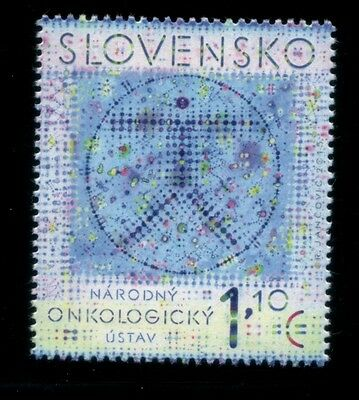 SLOVAKIA National Cancer Institute ONCOLOGY MNH stamp