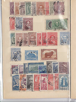 Early Argentina Stamps  4