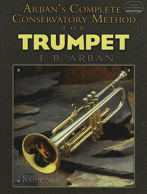 Arban's Complete Conservatory Method for Trumpet Music Book