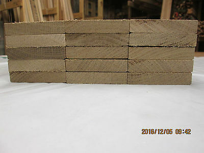 Timber Hardwood Solid American White Oak  Offcuts Planed 4 Sides