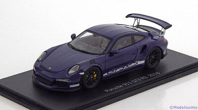 1:43 Spark Porsche 911 (991) GT3 RS 2016 purple