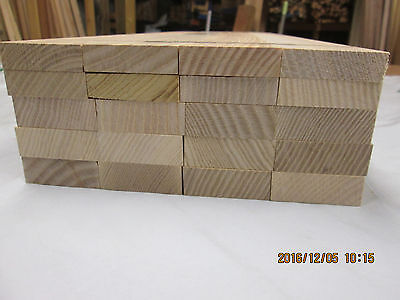 Timber Hardwood Solid French Ash Offcuts Planed 4 Sides