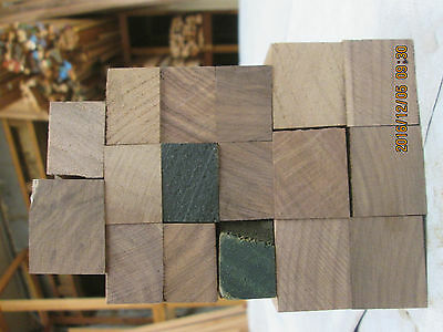 Timber Hardwood American Black Walnut Offcuts  Planed 4 Sides