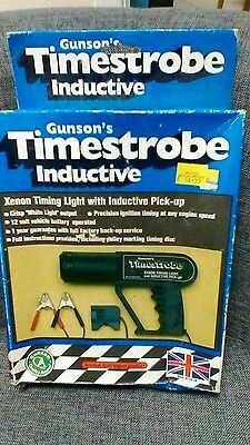 Gunson's Timestrobe Inductive - Xenon Timing Light