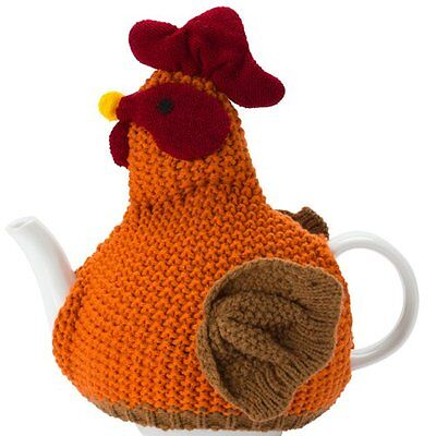 Ulster Weavers Knitted Chicken Teapot Tea Cosy - 7CHI07