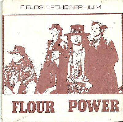 Fields Of The Nephilim-Flour Power/live Ep(Dale)Limited 500