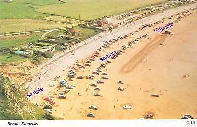 Somerset Brean Car Park or Sands ??=BUSY BUSY GREAT VIEW