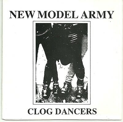 "New Model Army-Clog Dancers/live Ep 7""(Ro)Limited"