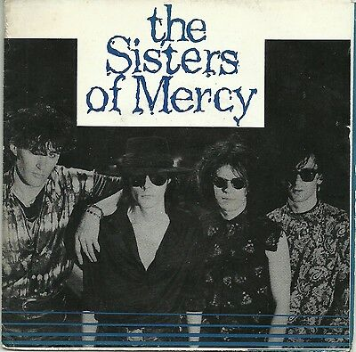 Sisters Of Mercy-Damage Done/watch 7""