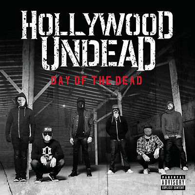 Hollywood Undead Day of the Dead Vinyl NEW