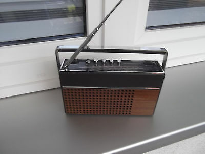 Telefunken Partner Exclusiv 301 Vintage Radio Kofferradio