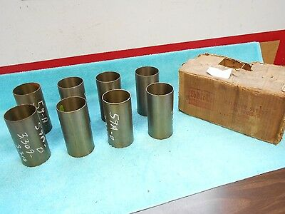 1939-48 ? Ford Flathead 100Hp  Cylinder Sleeves   Nos Ford  1116