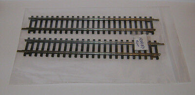 Hornby Straight Track R600 - Two  Pieces - Cleaned & Gwo