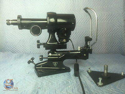Bausch & Lomb Optical 71-21-35 Keratometer Ophtalmometer