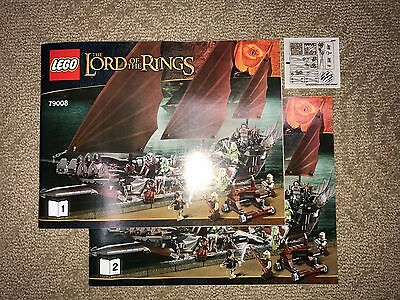 Lego 79008 The Lord Of The Rings Pirate Ship Ambush 19999 Picclick