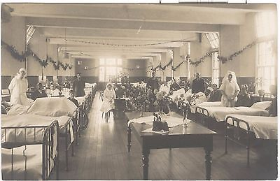 untitled view Southmead Infirmary ward scene, hospital, 1928, Bristol RP