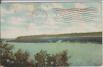 1908 PC: Kimball's Park on the Mississippi (g2124)