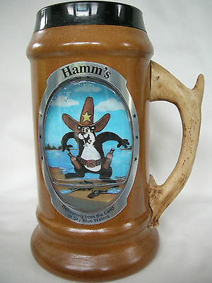 Hamm's  Collectable Mug By Sampson's