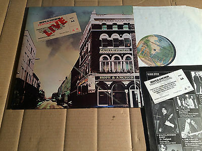 V/a - Hope & Anchor Front Row Festival - Live - 2 Lp - K66077 - Uk 1978