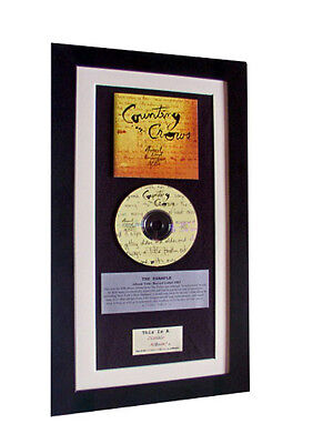 COUNTING CROWS August Everything CLASSIC CD Album QUALITY FRAMED+FAST WORLD SHIP