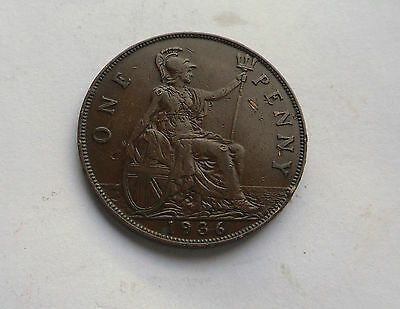Penny, 1936, in Good Condition.