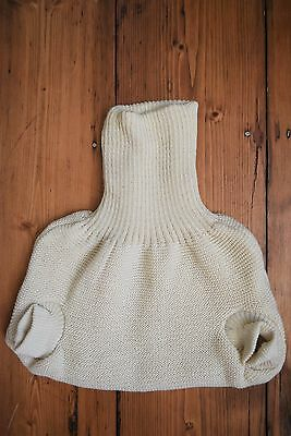 Disana Knitted Organic Merino Wool Nappy Cover Diaper Soaker 98/104 18m-3y New