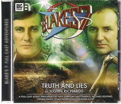 Blake's 7 - Truth And Lies