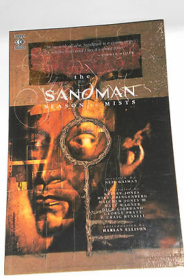 Neil Gaiman THE SANDMAN Vol 4 Season of Mists Collects 21-28 1st Printing 1992