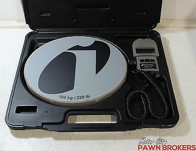 Wey-TEK by Inficon - 713-500-G1 - Refrigerant Charging Scale