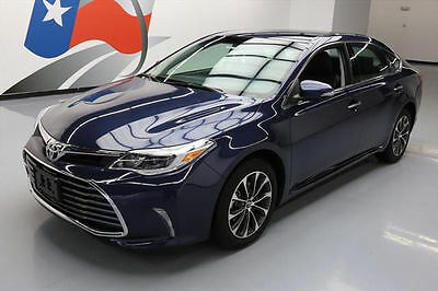 2016 Toyota Avalon  2016 TOYOTA AVALON XLE HTD SEATS BLUETOOTH REAR CAM 18K #197002 Texas Direct