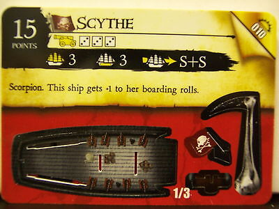 Pirates Rise of the Fiends - Scythe 010