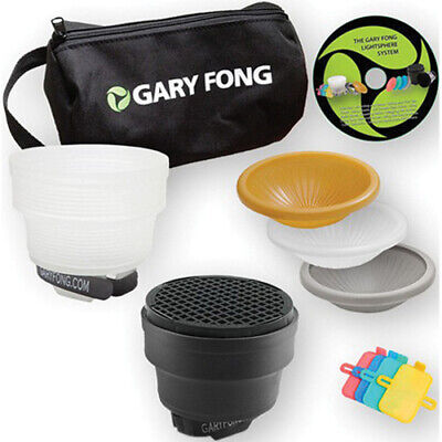 Gary Fong Lightsphere Collapsible Fashion & Commercial Lighting Kit  (