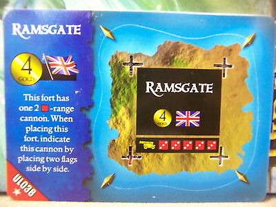 Pirates of the Revolution - Fort: Ramsgate UL038