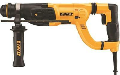 "New Dewalt D25262K Rotary Electric 1/2"" Sds-Plus Hammer Drill Kit 8 Amp New"