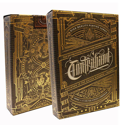 CONTRABAND Theory11 Playing Cards deck Bicycle x 1