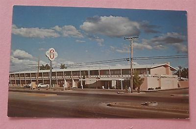 Motel 6 Las Cruces New Mexico Postcard