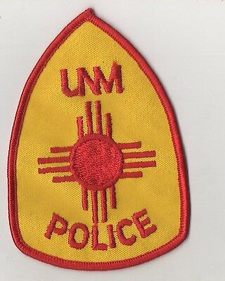University of New Mexico Police Patch 2